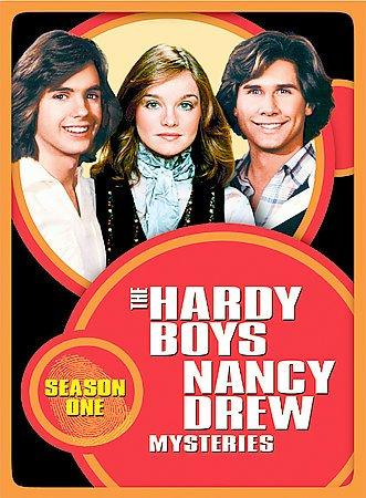 The Hardy Boys Nancy Drew Mysteries: Season One (DVD)