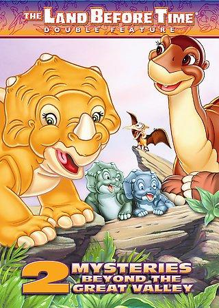 The Land Before Time: 2 Mysteries Beyond The Great Valley (DVD)