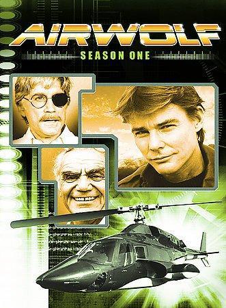 Airwolf: Season One (DVD)