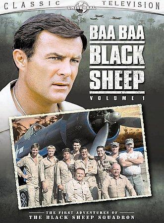 Baa Baa Black Sheep Vol. 1 (DVD)