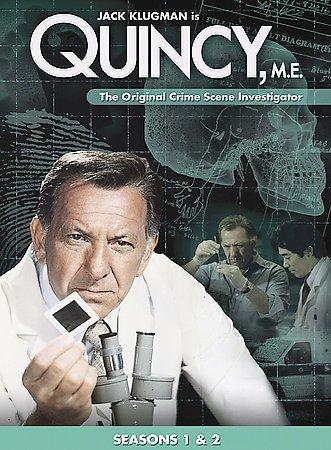 Quincy, M.E.: Seasons 1 & 2 (DVD)