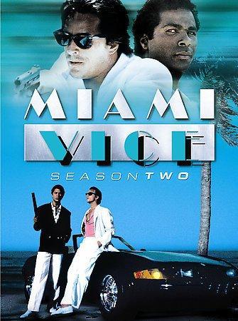Miami Vice: Season Two (DVD)