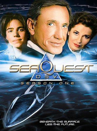 SeaQuest DSV: Season One (DVD)
