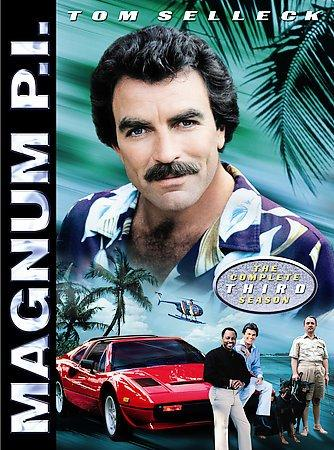 Magnum P.I.: The Complete Third Season (DVD)