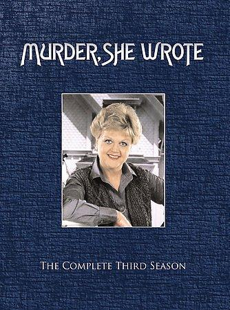 Murder, She Wrote: The Complete Third Season (DVD)