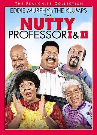 The Nutty Professor I & II (DVD)