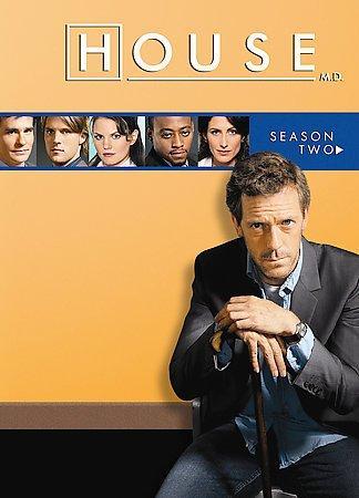 House: Season Two (DVD)