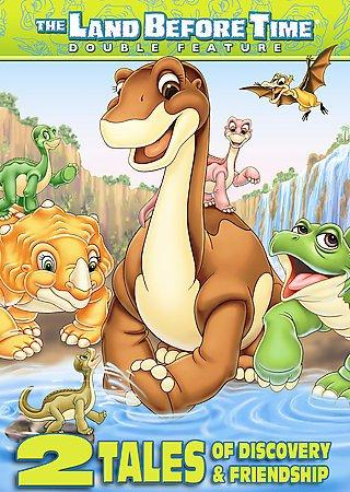 The Land Before Time: 2 Tales Of Discovery and Friendship (DVD)