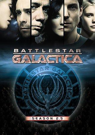 Battlestar Galactica: Season 2.5 (DVD)