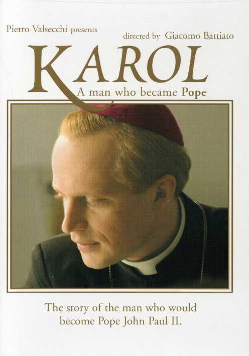 Karol: A Man Who Became Pope (DVD)