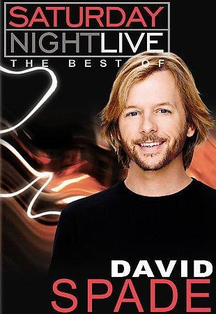 Saturday Night Live: The Best Of David Spade (DVD)