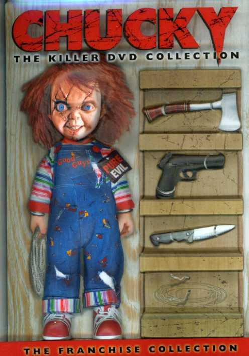 Chucky: The Killer DVD Collection (DVD)