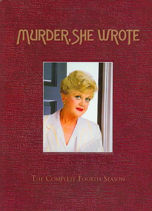 Murder, She Wrote: The Complete Fourth Season (DVD)