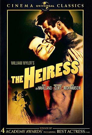The Heiress (DVD)