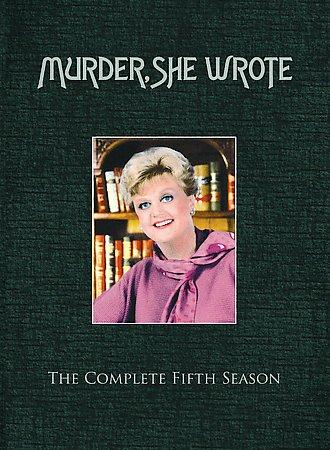 Murder, She Wrote: The Complete Fifth Season (DVD)