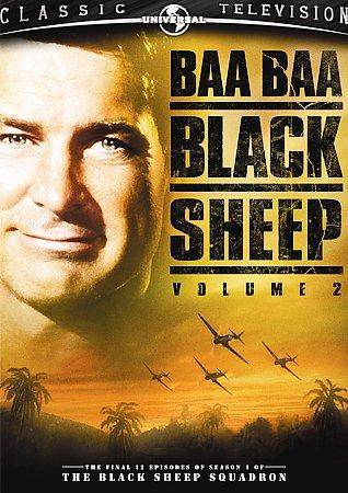 Baa Baa Black Sheep Vol. 2 (DVD) - Thumbnail 0