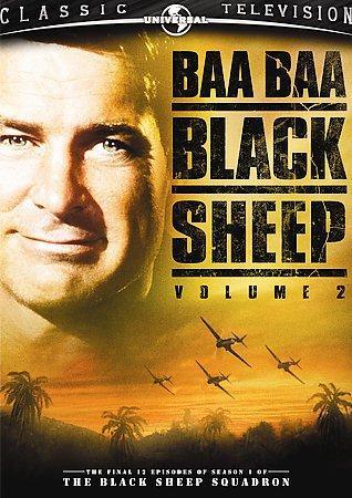 Baa Baa Black Sheep Vol. 2 (DVD)