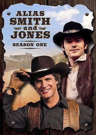 Alias Smith And Jones: Season One (DVD)
