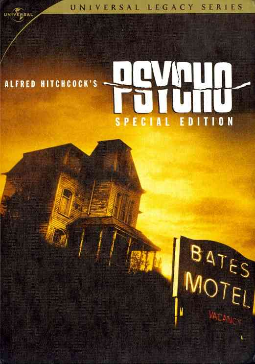 Psycho (Special Edition) (DVD)