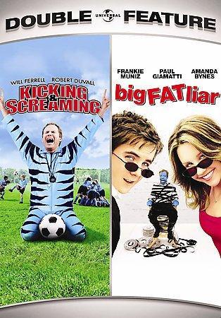 Kicking & Screaming/Big Fat Liar (DVD)