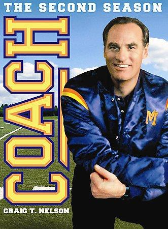 Coach: The Second Season (DVD)