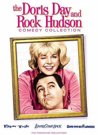 Doris Day And Rock Hudson Comedy Collection (DVD)