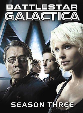 Battlestar Galactica: Season 3.0 (DVD)