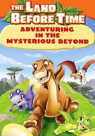 The Land Before Time: Adventuring In The Mysterious Beyond (DVD)