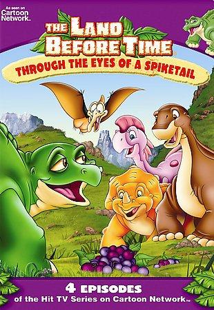 The Land Before Time: Through The Eyes Of Spiketail (DVD)