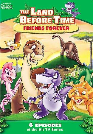 The Land Before Time: Friends Forever (DVD)