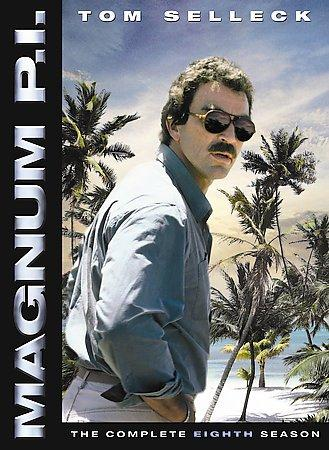 Magnum P.I.: The Complete Eighth Season (DVD)