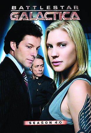 Battlestar Galactica: Season 4.0 (DVD)