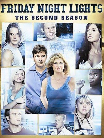 Friday Night Lights: The Second Season (DVD)