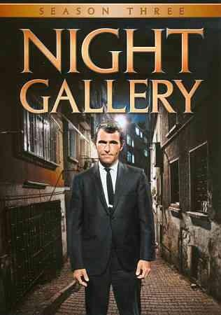 Night Gallery: The Complete Third Season (DVD)