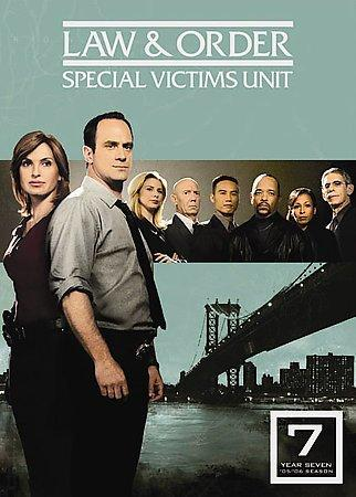 Law & Order: Special Victims Unit Season 7 (DVD)