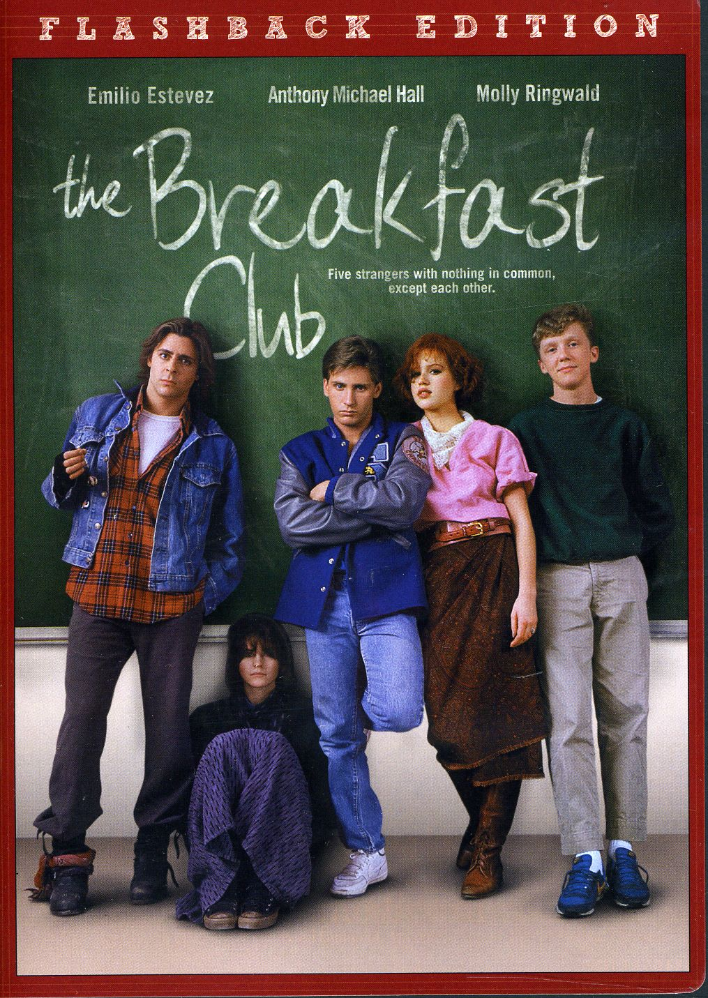 The Breakfast Club Flashback Edition (DVD)