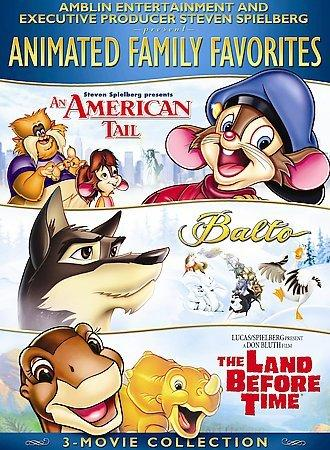 Animated Family Favorites (DVD)