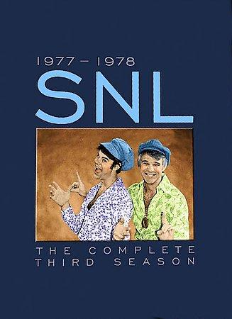 Saturday Night Live: The Complete Third Season (Limited Edition Boxed Set) (DVD)