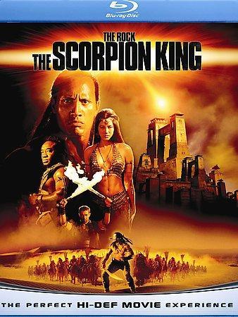 The Scorpion King (Blu-ray Disc)