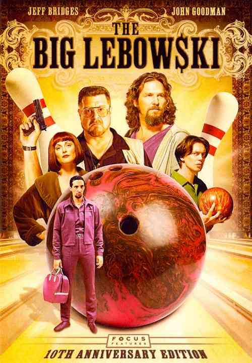 The Big Lebowski - 10th Anniverary Edition (SE/DVD)