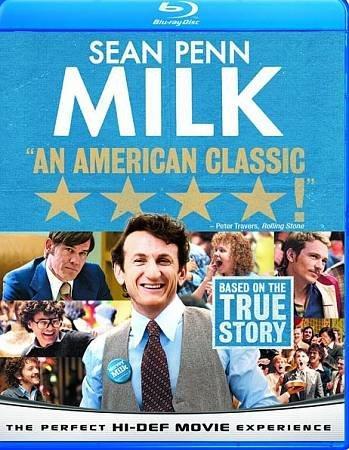 Milk (Blu-ray Disc)