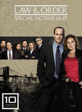 Law & Order: Special Victims Unit Season 10 (DVD) - Thumbnail 0