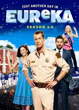 Eureka: Season 3.0 (DVD)