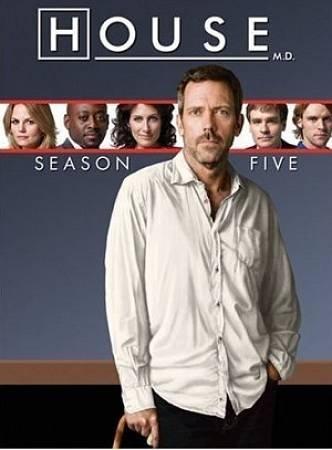 House: Season Five (DVD)