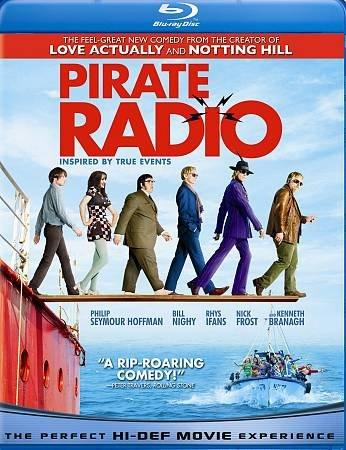 Pirate Radio (Blu-ray Disc)