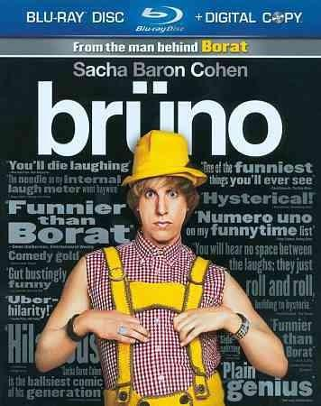 Bruno (Blu-ray Disc)