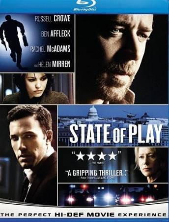 State Of Play (Blu-ray Disc) - Thumbnail 0