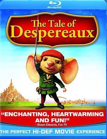 The Tale Of Despereaux (Blu-ray Disc) - Thumbnail 0