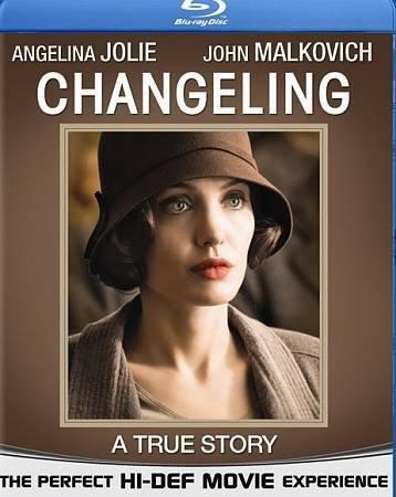 Changeling (Blu-ray Disc)