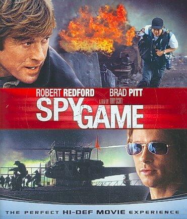 Spy Game (Blu-ray Disc)
